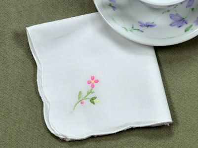 Pretty Tea Napkin