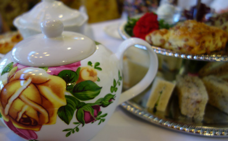 Five Easy Steps To Throwing A Children S Tea Party