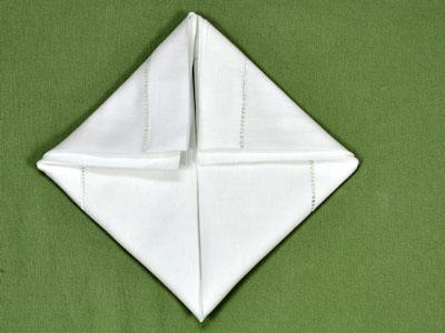 Bunny Napkin Fold Directions Fold Like An Expert Home Decor And