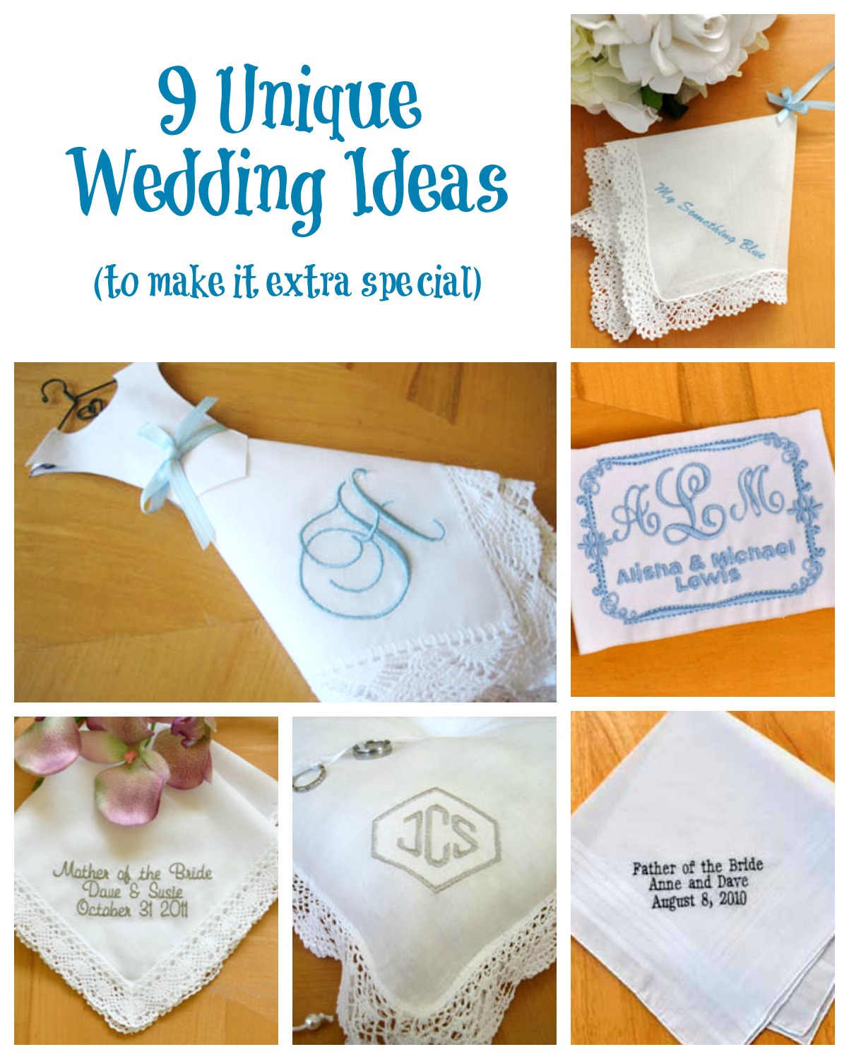 Unique Fun Wedding Ideas: 9 Unique Wedding Ideas To Make Your Wedding Extra Special