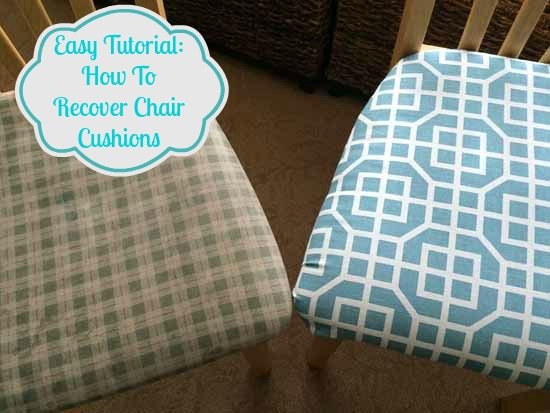 How To Reupholster Your Kitchen Or Dining Room Chairs