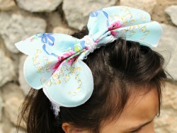 Handkerchief Hair Bow MAIN
