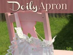 Tray Doily Apron Main
