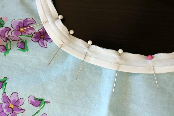 Handkerchief Bib Process 6