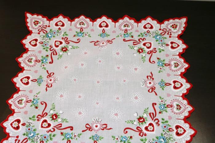 Handkerchief Embellished Tshirt Process 1 (1)