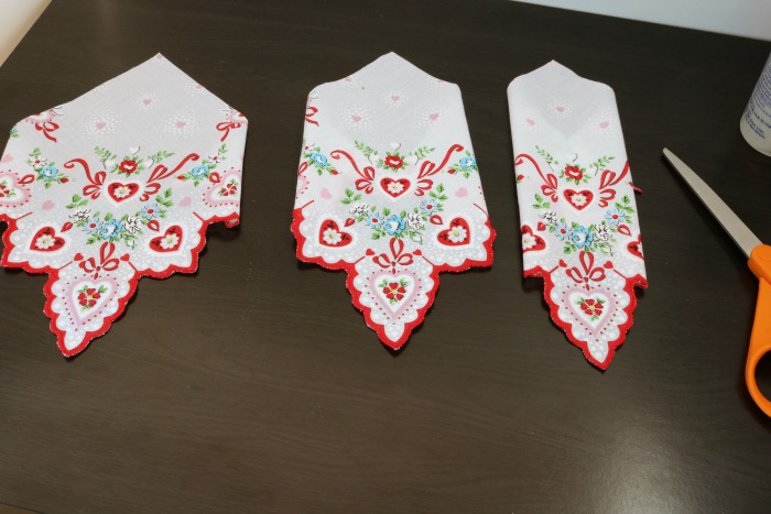 how to make a handkerchief shirt