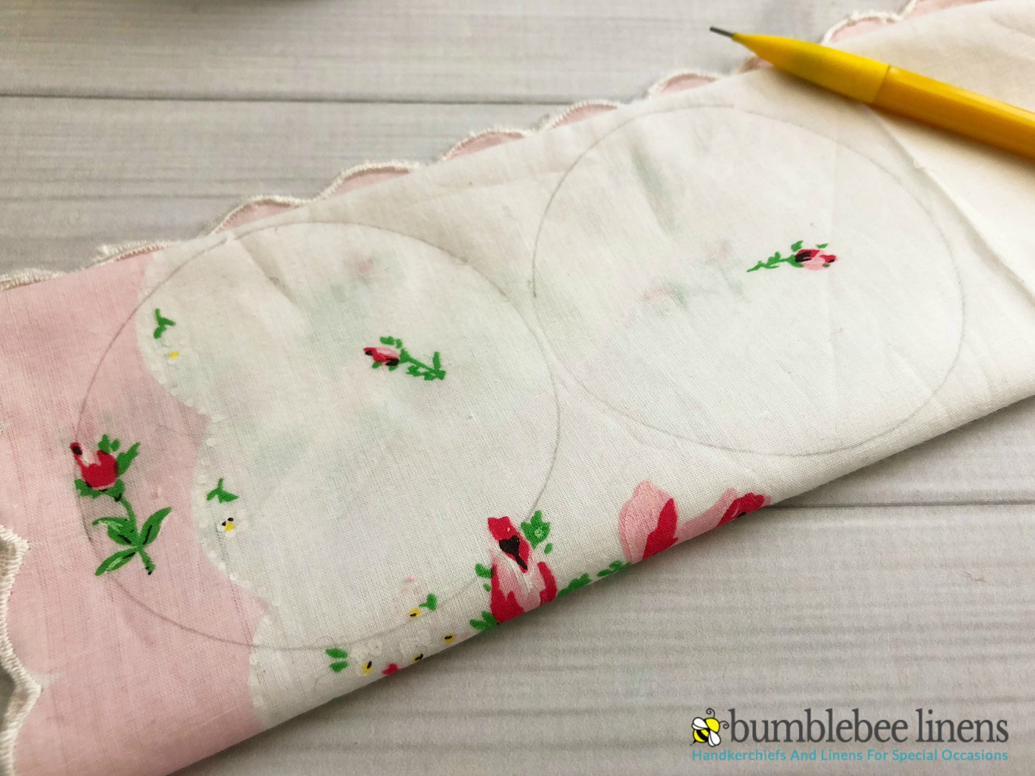 Learn How to Make a Handkerchief Hair Bow in a few simple steps.