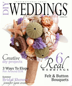 DIY Weddings Cover