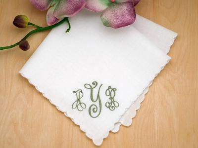 Personalized Hankies