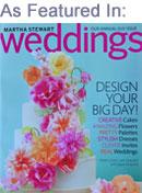 Martha Steward Weddings