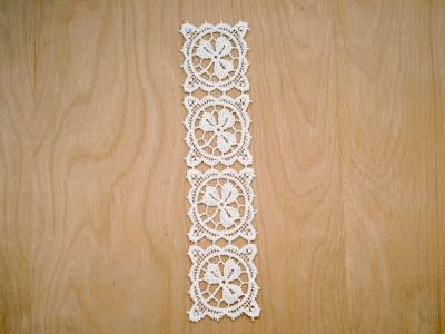 Irish Linen Lace Bookmark