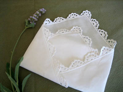 Cotton & Linen Napkins