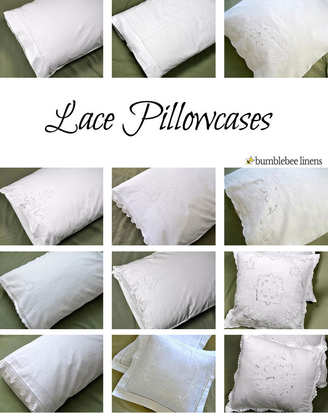 Embroidered Lace Pillowcases Pillow Cases Pillow Shams New 36 Inch Square Pillow Cover