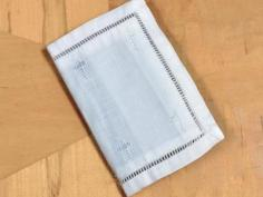 Linen Pocket Bible Cover