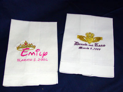 Celebration Guest Towels
