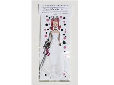 Paper Doll Wedding Keepsake