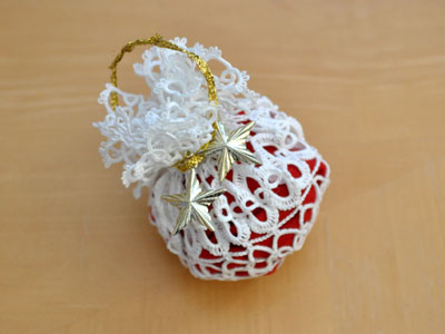 Doily Ornament