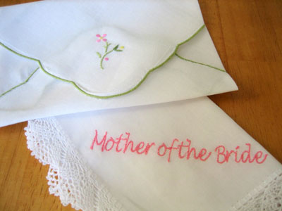 Making a Hankie Envelope Out of Tea Napkins