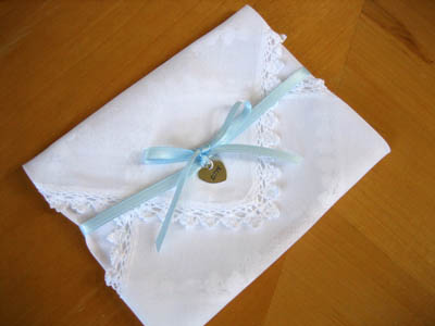 Hankie Invitation