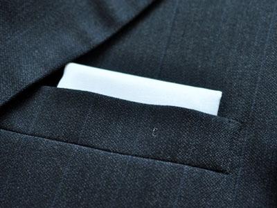 How To Fold Mens Handkerchiefs Pocket Square Folding Guide