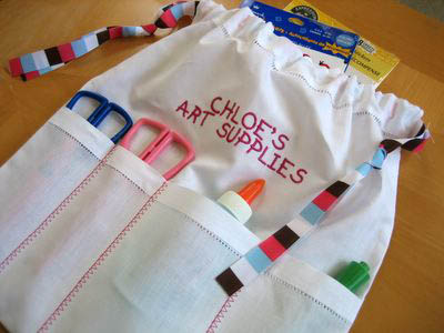 Arts and Crafts With Handkerchiefs and Linens