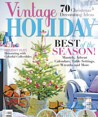 Vintage Holiday Cover