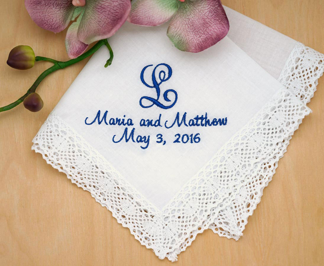 Handkerchiefs And Linens For Special Occasions